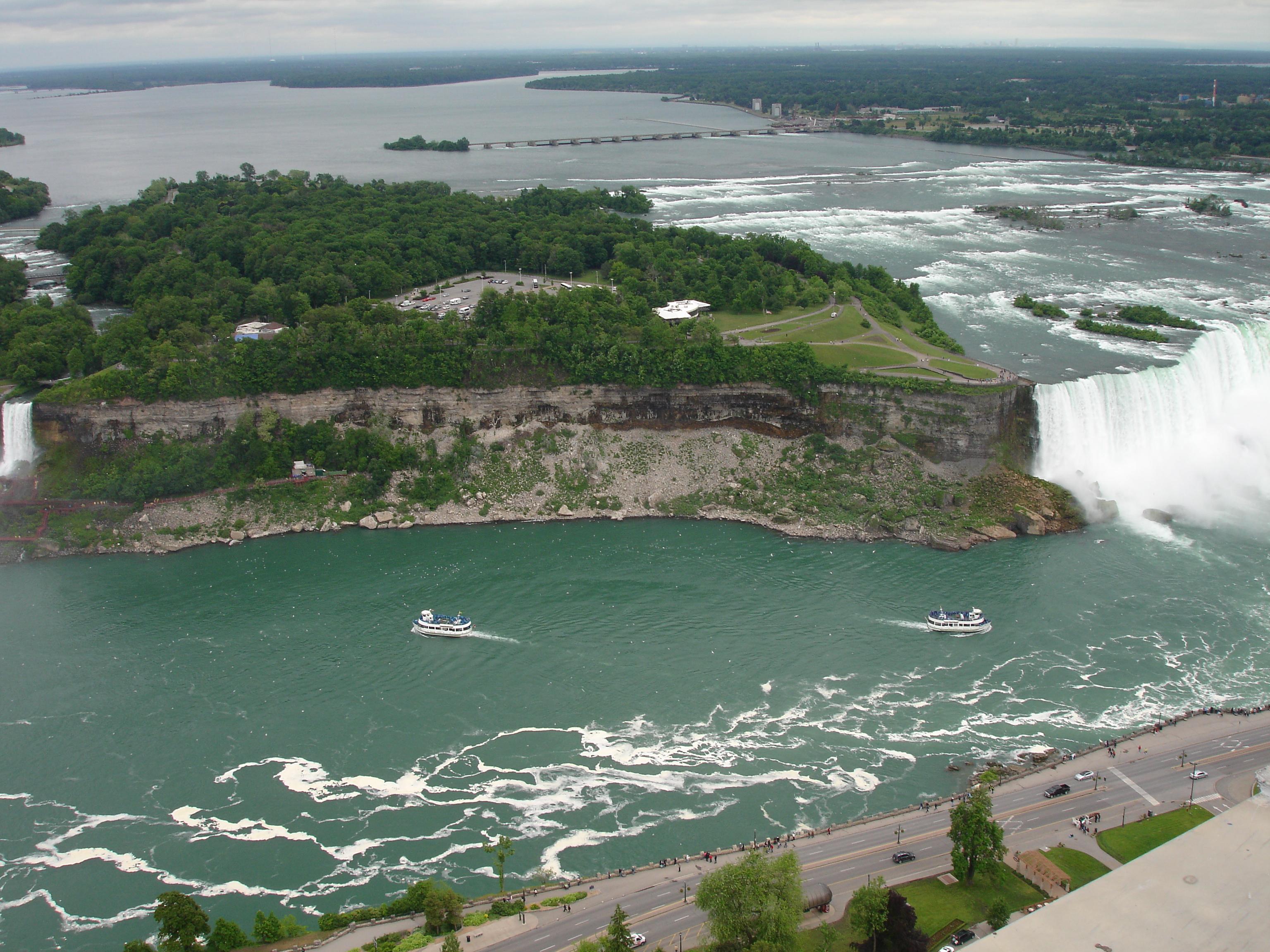 Niagara It S A Powers Full Life